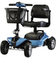 BECHLE Seniorenmobil »Listo«, max. 6 km/h, Reichweite: 21 km, blau-Thumbnail