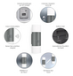 STEINEL Sensor-Außenleuchte »L 910«, 11 W, inkl. Bewegungsmelder-Thumbnail