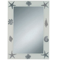KRISTALLFORM Siebdruckspiegel »Nemo«, B x H: 50 x 70 cm, eckig-Thumbnail