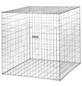 BELLISSA Spiralgabione, BxHxL: 100 x 100 x 100 cm, Stahl-Thumbnail