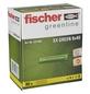 FISCHER Spreizdübel, SX GREEN, Nylon, 90 Stück, 8 x 40 mm-Thumbnail