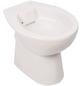 aquaSu® Stand WC »mainstream«, Tiefspüler, weiß, spülrandlos-Thumbnail