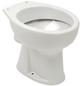 aquaSu® Stand WC »Universal«, Flachspüler, weiß, mit Spülrand-Thumbnail