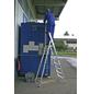 KRAUSE Stufen-Stehleiter »STABILO«, 8 Sprossen, Aluminium-Thumbnail