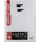 SAFETY AND MORE T-Shirt, Baumwolle, Weiß, L-Thumbnail