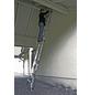 KRAUSE Teleskopleiter »MONTO TeleVario«, 16 Sprossen, Aluminium-Thumbnail