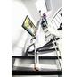 KRAUSE Teleskopleiter »MONTO TeleVario«, 20 Sprossen, Aluminium-Thumbnail