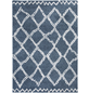 ANDIAMO Teppich »Mia«, BxL: 67 x 140 cm, blau-Thumbnail