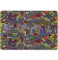 ANDIAMO Teppich »Strasse«, BxL: 140 x 200 cm, bunt-Thumbnail