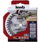 KWB Tischler-Kreissäge-Blatt, 127 mm, Kreissägeblatt, 127x12,75 Z36-Thumbnail