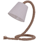 NÄVE Tischleuchte »Rope« mit 40 W, H: 38 cm, E14 ohne Leuchtmittel-Thumbnail