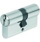 ABUS Türzylinder, LxBxH: 60 x 17 x 33 mm, Messing, Messing-Thumbnail