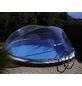 KWAD Überdachung »Cabrio Dom«, Breite: 370 cm, Polyvinylchlorid/Aluminium-Thumbnail