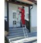 KRAUSE Vielzweckleiter »CORDA«, 24 Sprossen, Aluminium-Thumbnail