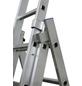 KRAUSE Vielzweckleiter »STABILO«, 24 Sprossen, Aluminium-Thumbnail