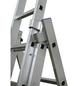 KRAUSE Vielzweckleiter »STABILO«, 42 Sprossen, Aluminium-Thumbnail
