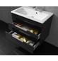 FACKELMANN Waschbeckenunterschrank »KARA«, BxHxT: 79,5 x 59 x 49 cm Anschlagrichtung: links/rechts-Thumbnail
