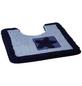 KLEINE WOLKE WC-Vorleger »Beach«, blau, B x L: 50 x 50 cm-Thumbnail