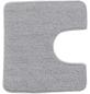 KLEINE WOLKE WC-Vorleger »Seattle«, grau, B x L: 55 x 50 cm-Thumbnail