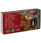 KONSTSMIDE Weihnachtsbaumbeleuchtung, warmweiß, Netzbetrieb, Kabellänge: 13,1 m-Thumbnail