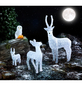 KONSTSMIDE Weihnachtsfigur, Eule, Höhe: 27,5 cm, Netzbetrieb-Thumbnail