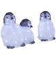 KONSTSMIDE Weihnachtsfigur, Pinguin, Höhe: 23 cm, Netzbetrieb-Thumbnail