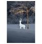 KONSTSMIDE Weihnachtsfigur, Rentier, Höhe: 105 cm, Netzbetrieb-Thumbnail