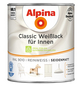alpina Weißlack »Classic«, reinweiss, seidenmatt-Thumbnail