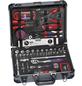 KWB Werkzeugkoffer, Metall, bestückt, 129-teilig-Thumbnail