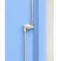 GÜDE Werkzeugschrank, LxBxH: 40 x 85 x 185 cm, Schwarz-Thumbnail