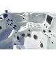 American Spa Whirlpool »AmericanSpa Mississippi«, 230 x 90 x 230 cm, grau, 3 Sitzplätze-Thumbnail