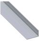 alfer® aluminium Winkelprofil Alu silber 2500 x 65,6 x 35,5 x 2,4 mm-Thumbnail