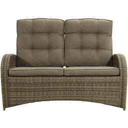 ploß® 2er-Loungesofa »Sydney Comfort«, Breite 148 cm, inklusive Auflagen