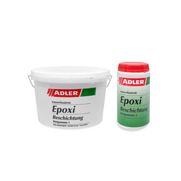 ADLER 2K-Epoxi-Beschichtung, Grau, 0,66 kg