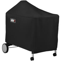 WEBER Abdeckhaube für Weber Performer Premium GBS und Deluxe GBS, schwarz