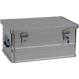 ALUTEC Aluminiumbox »CLASSIC«, BxHxL: 38,5 x 27 x 57,5 cm, Metall