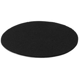 HETTICH Antirutschpad, Ethylenvinylacetat, Schwarz, Ø 40 x 1,5 mm
