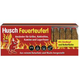Husch Anzünder, Feuerteuferl