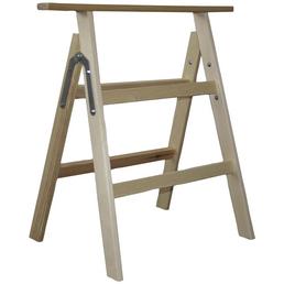 STEFAN STÖRINGER E. U. Arbeitsbock, Klappbock, Holz, 150 kg