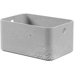 CURVER Aufbewahrungsbox »BETON«, BxHxL: 24 x 12 x 17 cm, Kunststoff