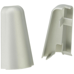 FN NEUHOFER HOLZ Außenecke »K0210L« (2 Stk.) aus Kunststoff, für Sockelleisten