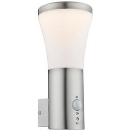 GLOBO LIGHTING Außenleuchte »Alido«, 10,5 W, inkl. Bewegungsmelder, IP44, warmweiß