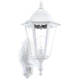 EGLO Außenwandleuchte »NAVEDO«, 60 W, inkl. Bewegungsmelder