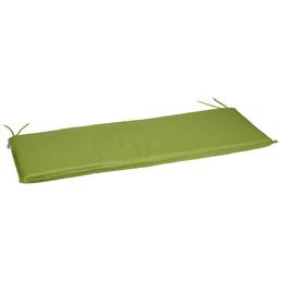 CASAYA Bankauflage, hellgrün, Uni, BxL: 45 x 120 cm