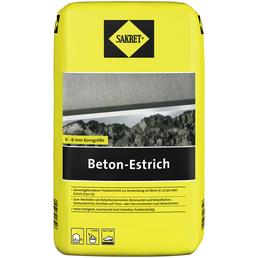 SAKRET Betonestrich, Grau, 40 kg
