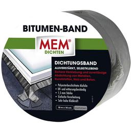 MEM Bitumenband, MEM Dichten, Blei, 10 m x 10 cm
