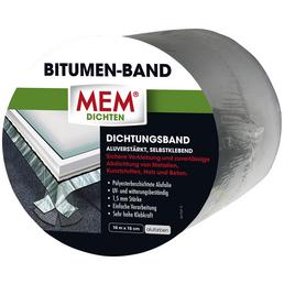 MEM Bitumenband, MEM Dichten, Silber, 10 m x 15 cm