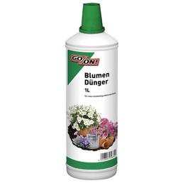 Blumendünger, Dünnflüssig, für Balkon-, Freiland- und Zimmerpflanzen