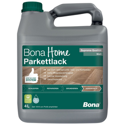 Bona Bona Parkettlack Supreme, Bona Home
