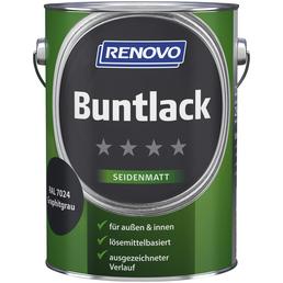 RENOVO Buntlack, graphitgrau, seidenmatt